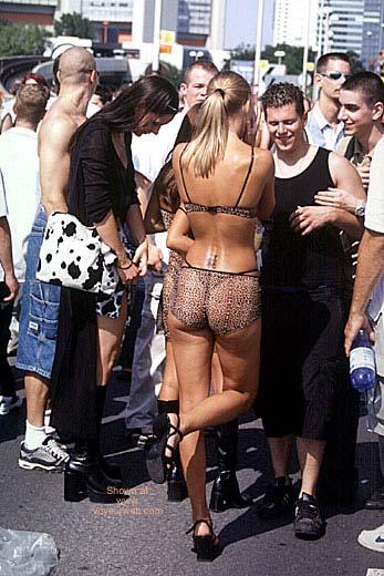 Pic #1 - Love Parade 2002 Vienna