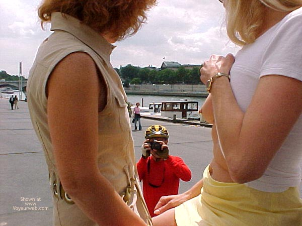 Pic #5 - *GG Ma-al & Magalie Along The Seine