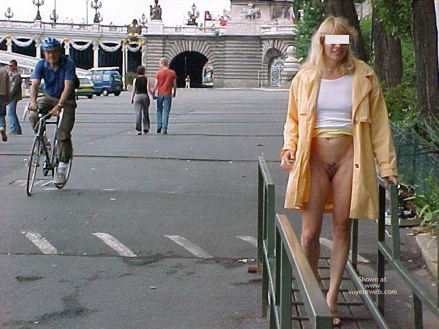 Pic #6 - *GG Ma-al & Magalie Along The Seine