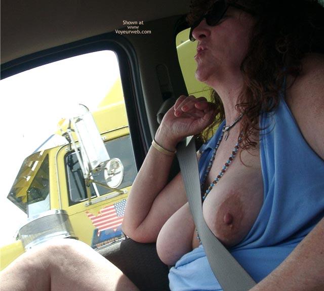 Pic #1 - Misti Flashing Truckers