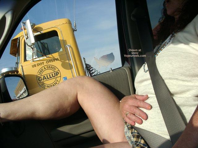 Pic #9 - Misti Flashing Truckers