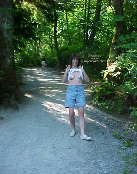 Pic #9 - Out Walking