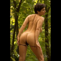 Hot Mature Woman In Woods - Milf, Naked Girl, Nude Amateur , Naked Outside, Milf Teasing, Firm But, Sexy Milf Body, Small Panty, Rear Exposed, Rear View, Showing A Fabulous Ass, Firm Ass, Nude Outside, Panty Removal Pose, Reveal The Anal Cleft, Nude In The Forest, Standing Nude