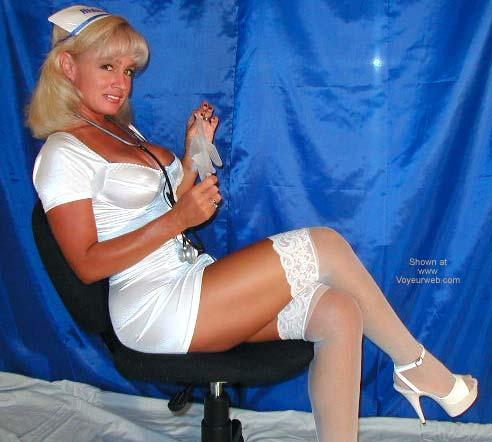 Pic #1 Naughty Nurse Jag