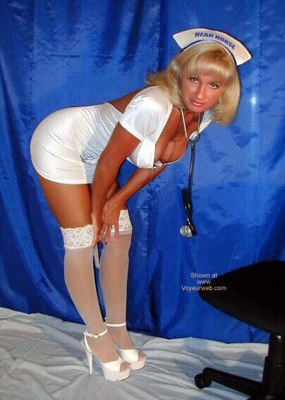 Pic #3 Naughty Nurse Jag