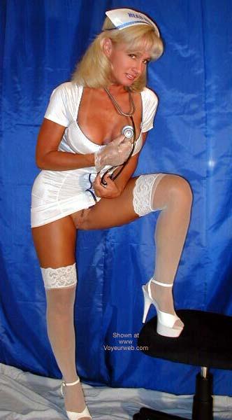 Pic #4 Naughty Nurse Jag