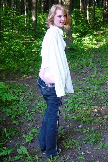 Pic #3 - Bella in Forest