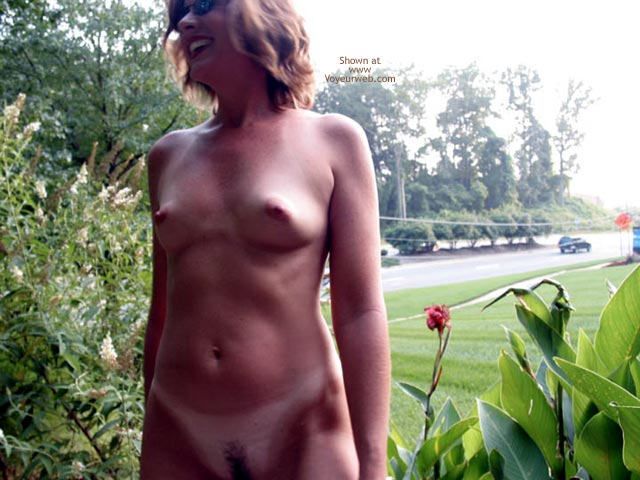 Pic #9 - *NP Denise69 In The Bush