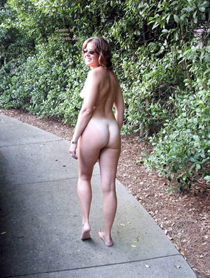 Pic #10 - *NP Denise69 In The Bush