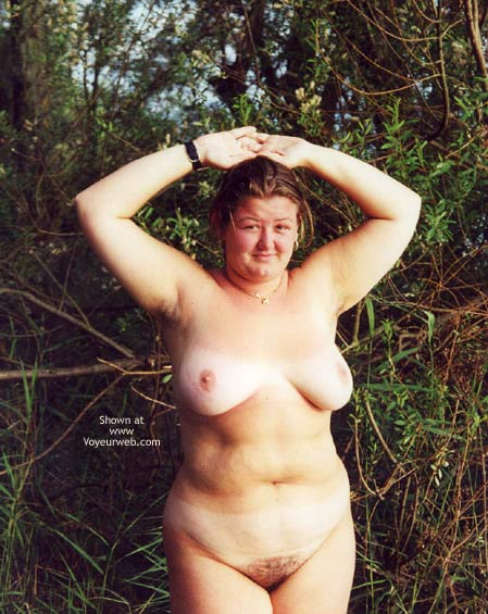 Pic #4 - *NT Yvonne Getting Back to Nature