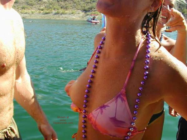 Pic #4 - Nippleshots at The Lake