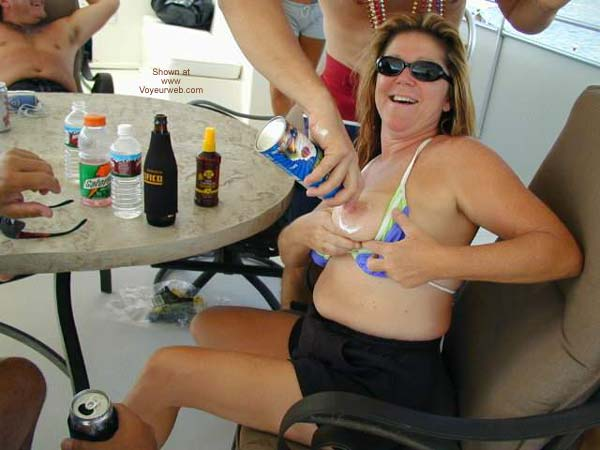Pic #7 - Nippleshots at The Lake