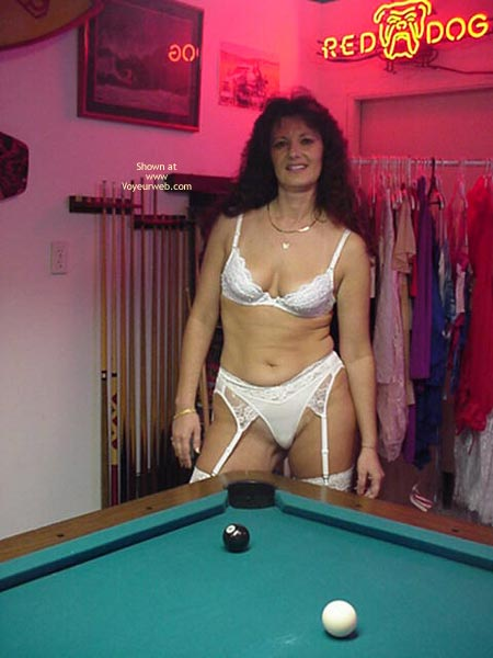 Pic #2 - *Gg Patricia And Mandy Play Billiards
