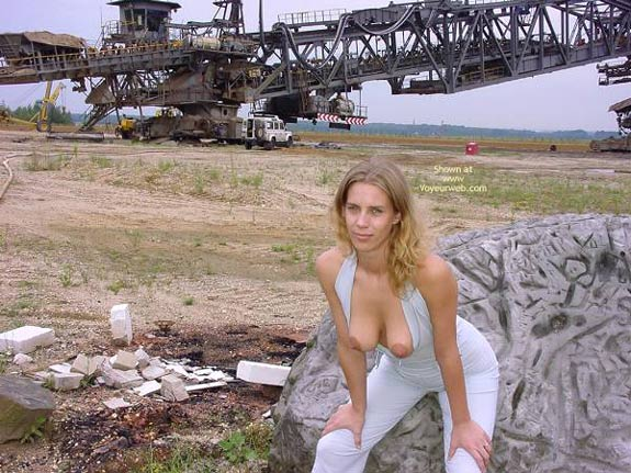 Pic #3 - Jaqueline And The Brown Coal Excavator