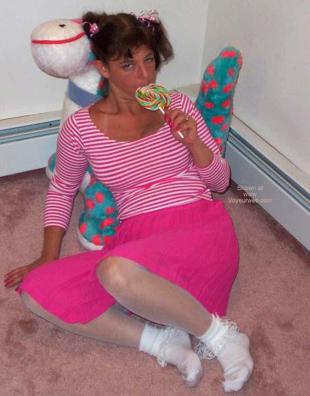 Pic #2 - Allie Naughty Little Girl