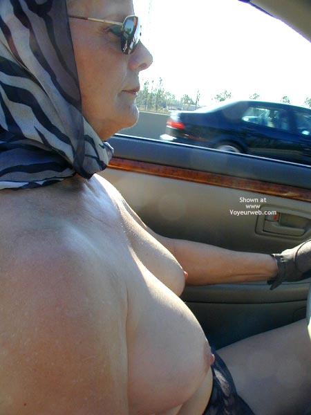 Pic #1 - Redhotgrani, On The Road Again