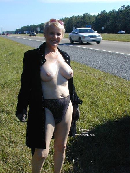 Pic #4 - Redhotgrani, On The Road Again