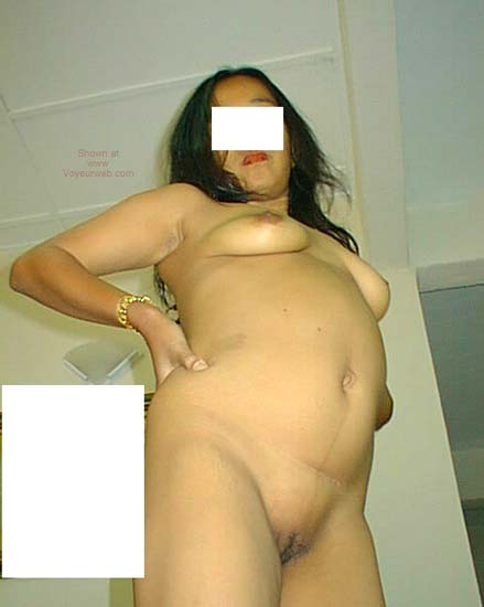 Pic #9 - Asian Malay Wife 1