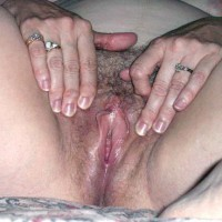 Wife Loves To Show Pussy
