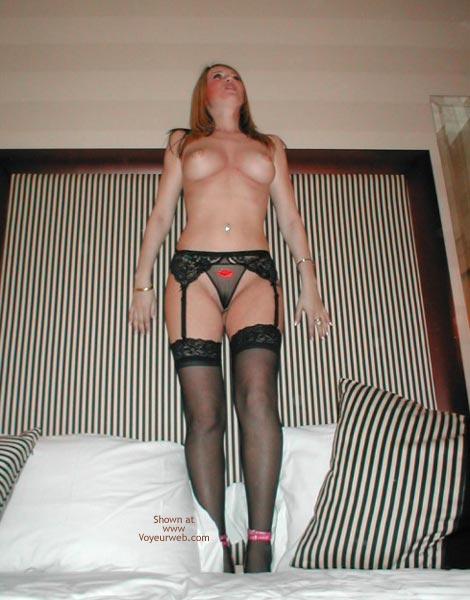 Pic #4 - Black Stockings
