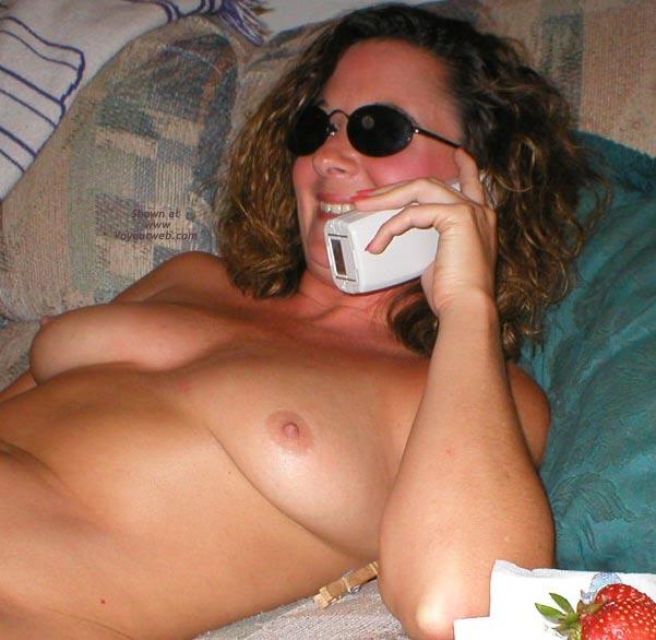 Pic #7 - Jem Likes Strawberries