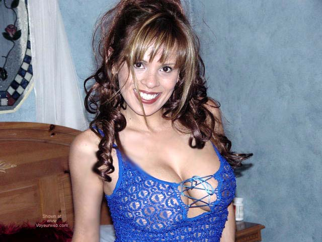 Pic #1 - Wet Eyvette Blue Dress