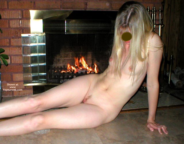 Pic #6 - My Wife'S Sweet Ass By The Fire