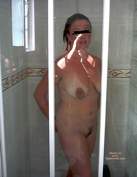 Pic #3 - In The Shower