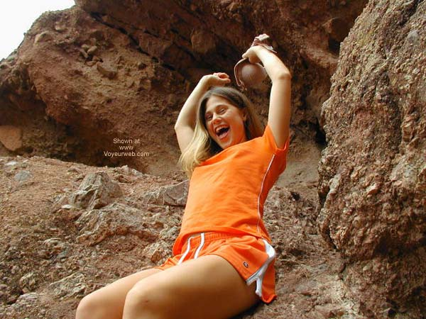 Pic #3 - Lindsay The Mountain Climber