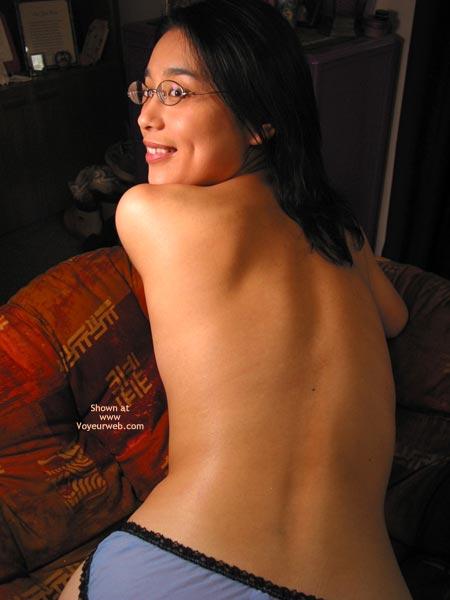 Pic #2 - Sachi'S Ass Tease