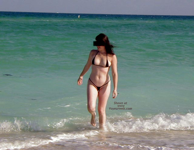 Pic #1 - Wicked Weasel on The Beach