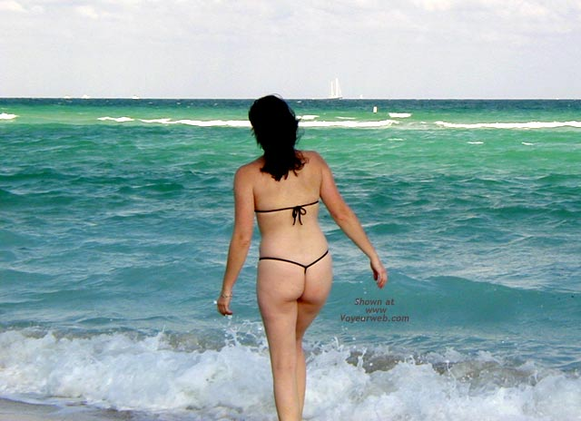 Pic #2 - Wicked Weasel on The Beach