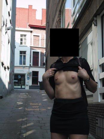 Pic #4 - Sandra In Belgium