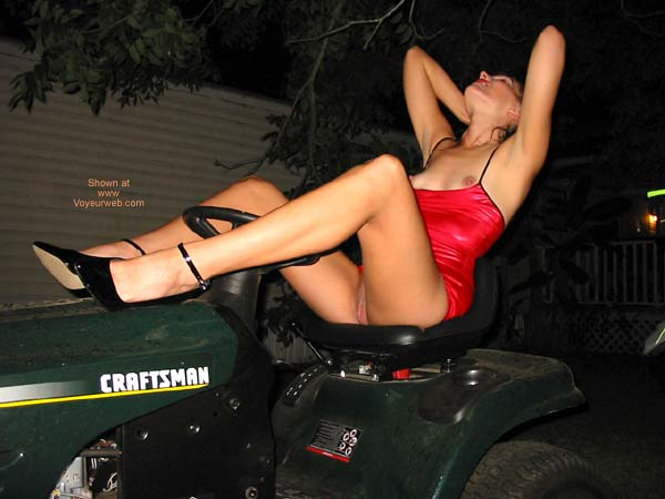 Pic #5 - Celeste and The Mower