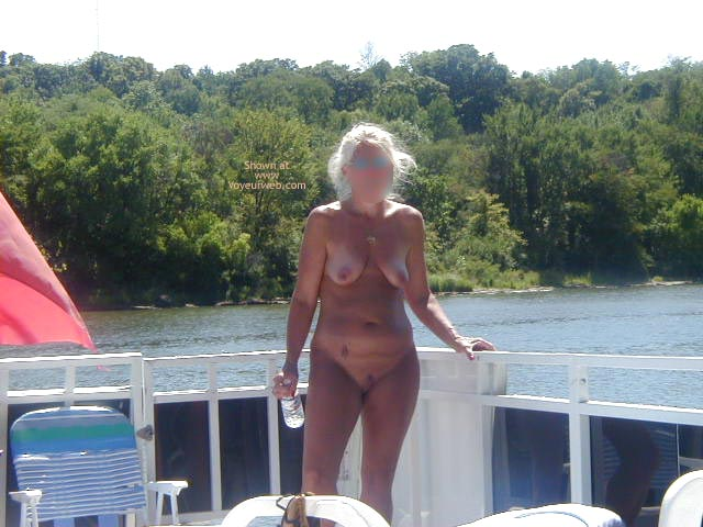 Pic #2 - Houseboating on the Illinois River