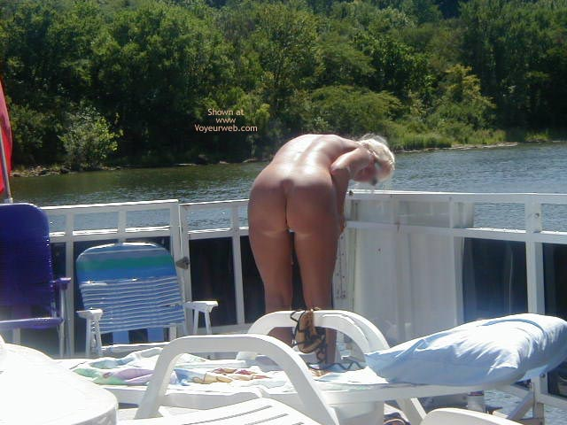 Pic #3 - Houseboating on the Illinois River