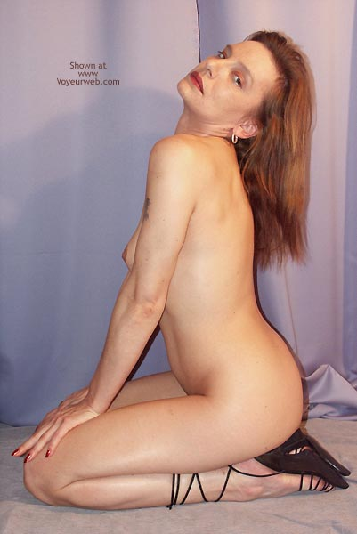Pic #7 - Susy Rocks Naked For The Voyeurweb