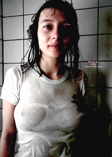 Pic #6 - Shygirl Wet T-Shirt