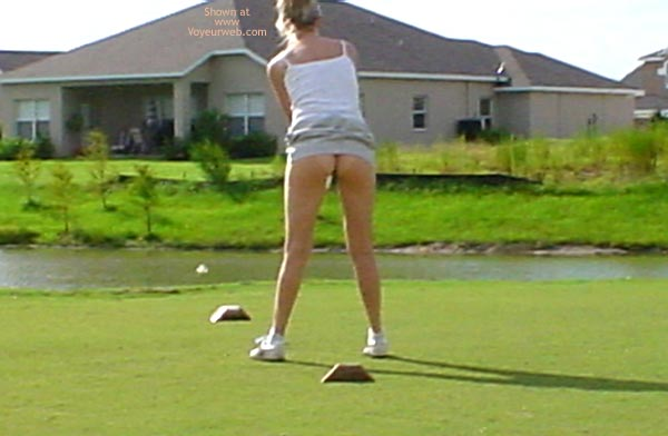 Pic #4 - Fun On the Golf Course