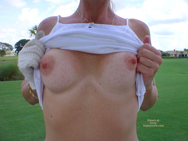 Pic #6 - Fun On the Golf Course