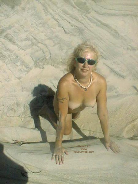 Pic #6 - Diana At The Beach
