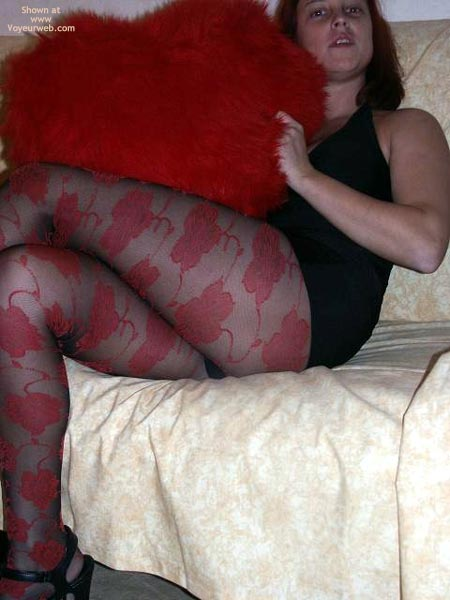 Pic #4 - More Bum And Pantyhose