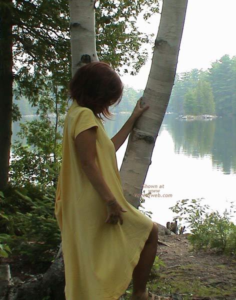 Pic #4 - Sadie Returns To Nature