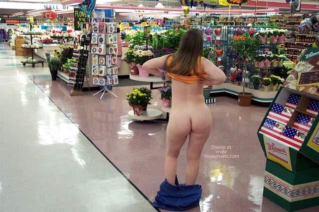 Pic #2 - Stephanie Shopping Again