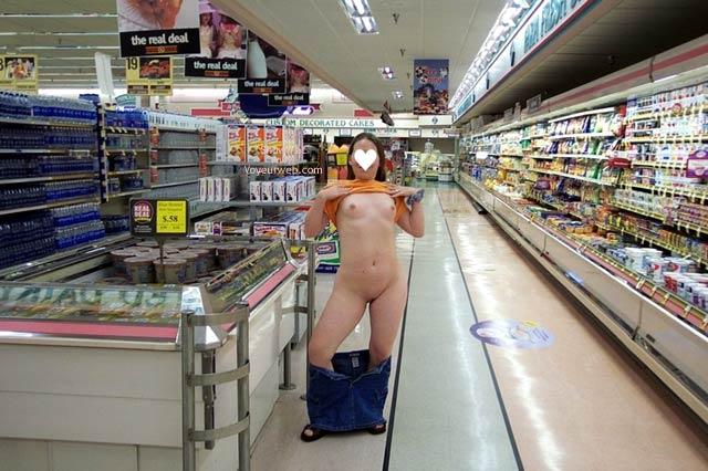 Pic #5 - Stephanie Shopping Again