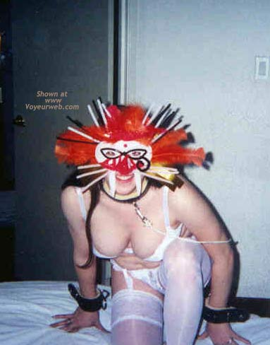 Pic #2 - Kinky Tiger Chick