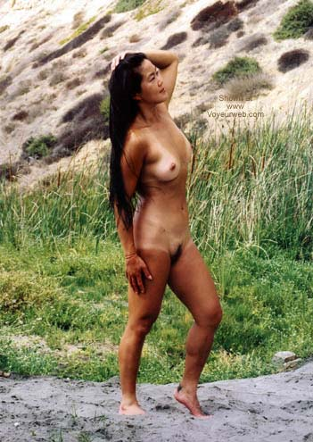 Pic #1 - Lani Nude at Blacks Beach 1