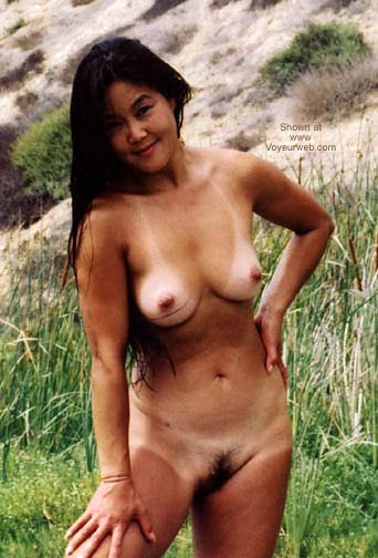 Pic #2 - Lani Nude at Blacks Beach 1