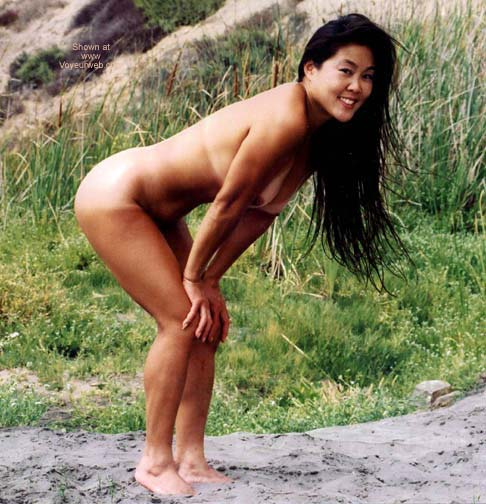 Pic #3 - Lani Nude at Blacks Beach 1