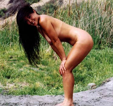 Pic #5 - Lani Nude at Blacks Beach 1